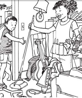 Homeschool Parent: May Highlights Hidden Pictures