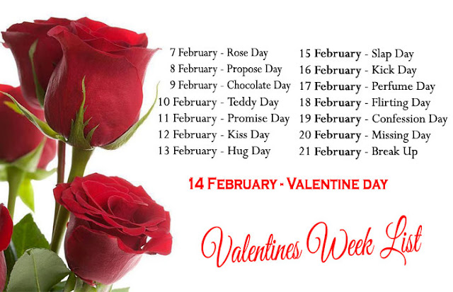 February special days list