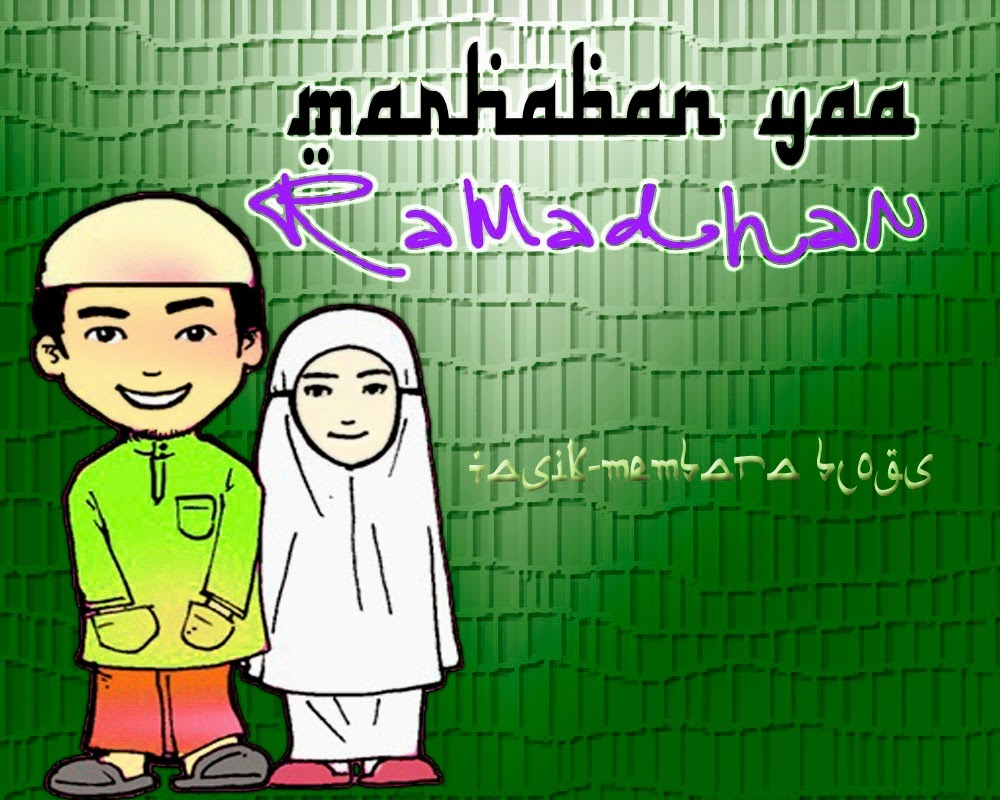 Kumpulan Foto Kartun Lucu Ramadhan Gambar Gokil