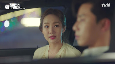 Sinopsis What's Wrong with Secretary Kim Episode 10