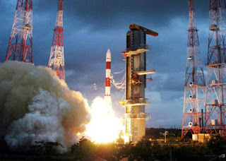 isro satellite launching