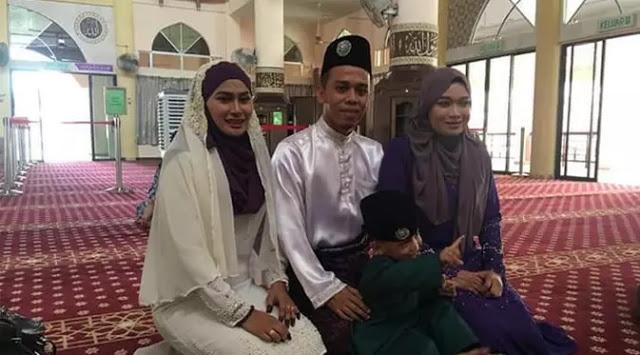 Sungguh Mulia, Perempuan Ini Melamar Temannya Untuk Jadi Istri ke-2 Suaminya