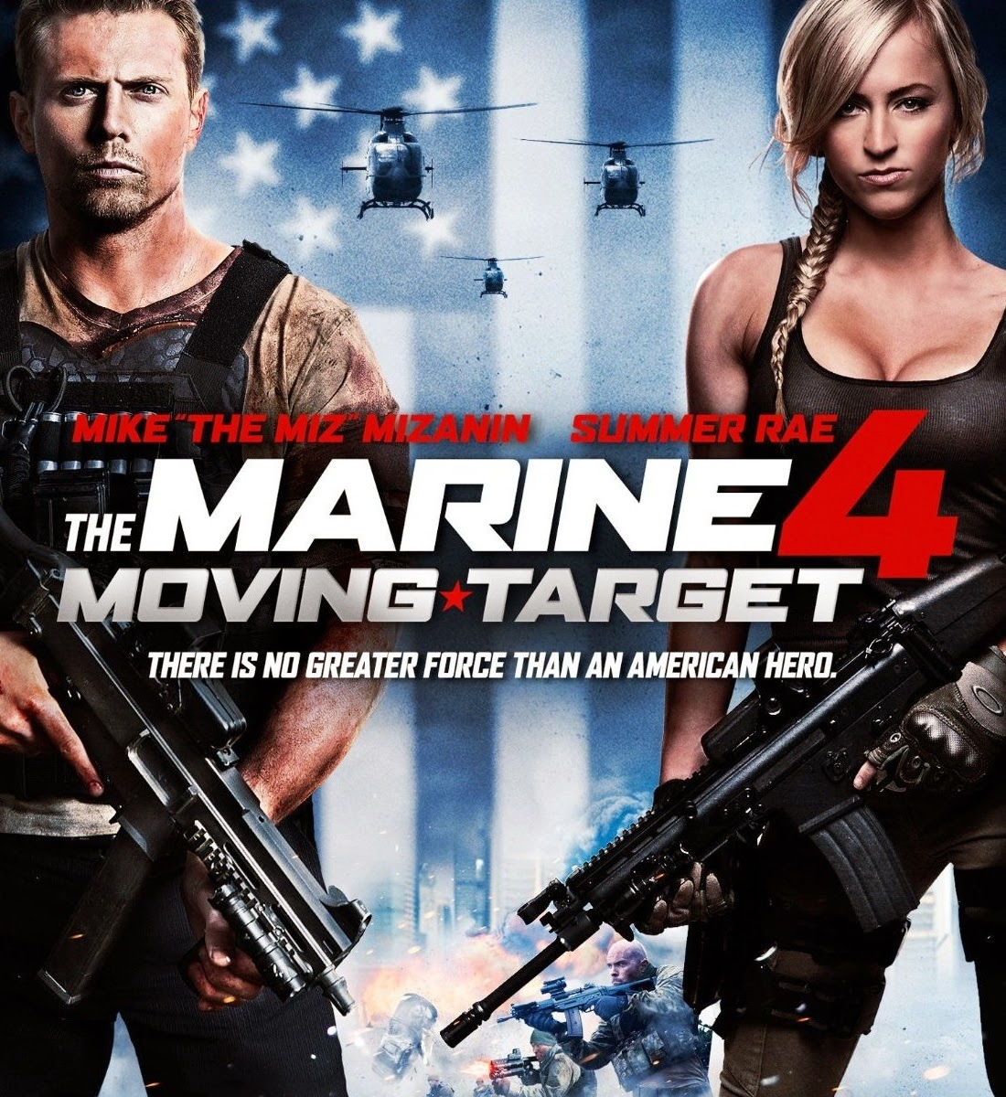 The Marine 4: Moving Target (2015) ταινιες online seires oipeirates greek subs