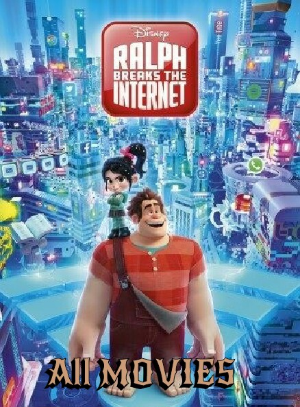 Ralph Breaks The Internet: Wreck It Ralph 2 Movie pic