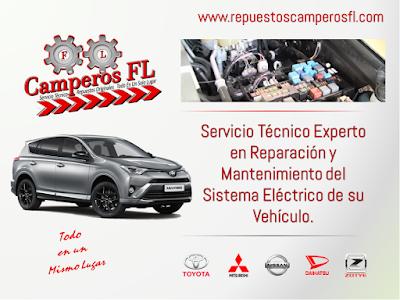 Mantenimiento Sistema Electrico Nissan y Mitsubishi