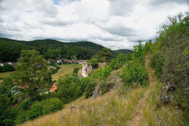 Wacholderweg von Aicha nach Allersburg  Wandern im Amberg-Sulzbacher Land 17