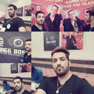 Manoj 'Manu' Punjabi bigg boss contestant 2016