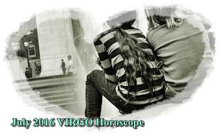July 2016 VIRGO Horoscope fortune forecast zone