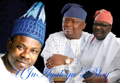 OGUN 2019: Gov. Amosun's Secret Deal With PDP's Gboyega Isiaka To Tame Tinubu's Man, Senator Yayi EXPOSED