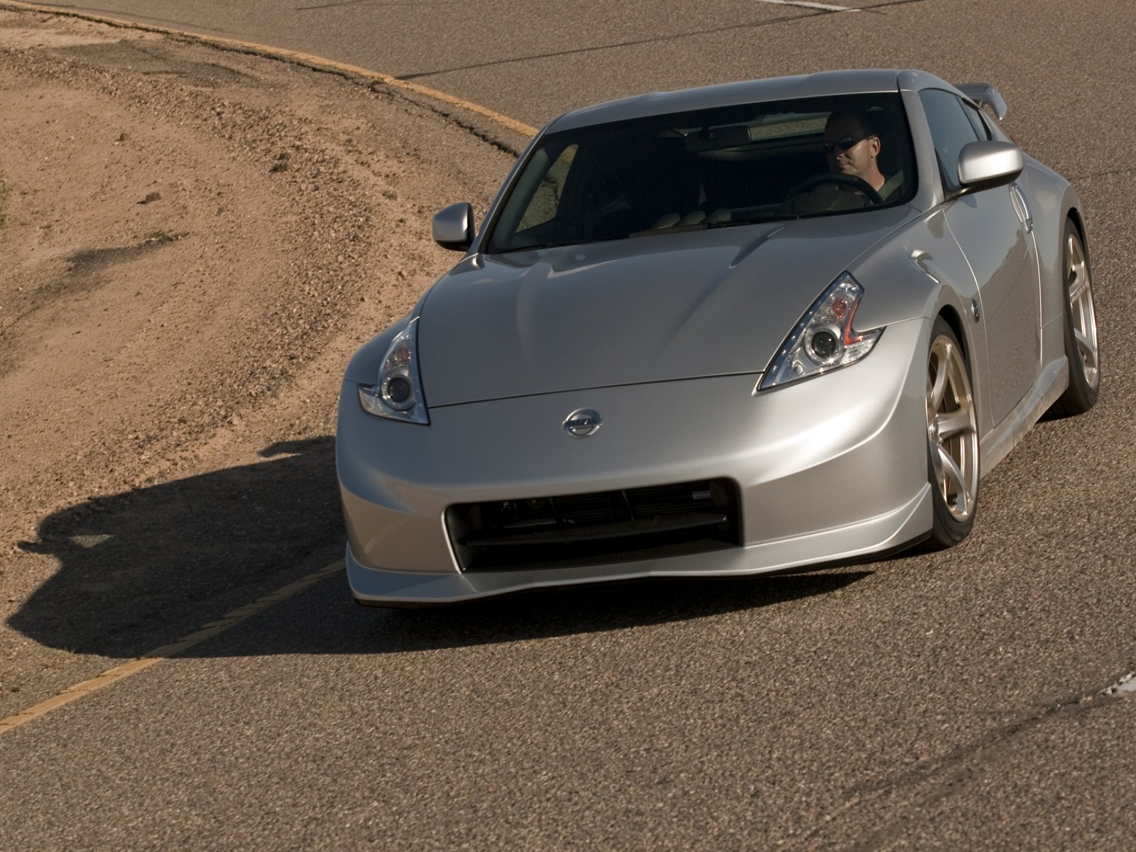 Car Pictures Nismo Nissan 370z 2009