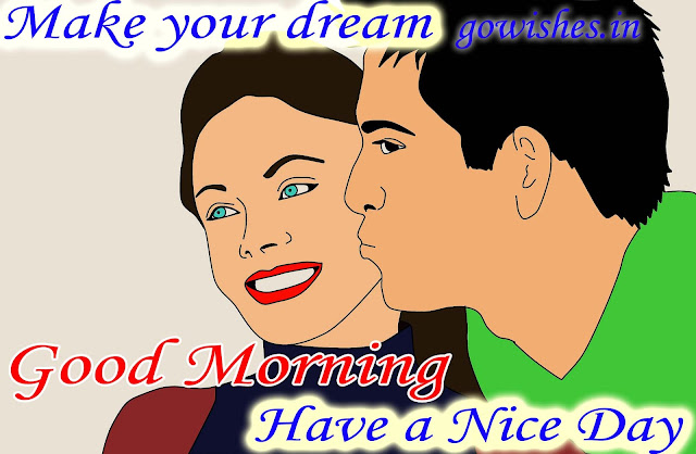 Good Morning Wishes for your Wife