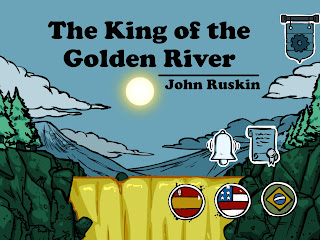 The King of the Golden River by Ruskin by StoryMax, Novozymes and SESI-PR