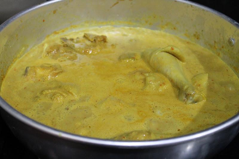 resepi asam pedas ayam lengkuas  kosong Resepi Mee Kari Bonda Enak dan Mudah