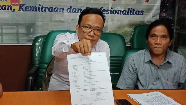 Arseto Resmi Dipolisikan, Terancam 4 Tahun Penjara, Denda Rp750 juta