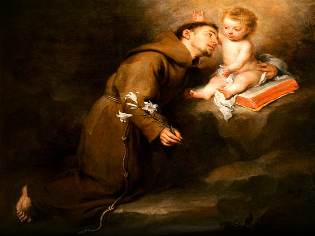 Infant Jesus Hd Wallpapers Holy Mass Images Saint Anthony Of Padua Padova