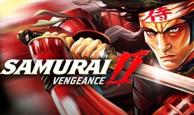 Game Android Offline Terbaik Sepanjang Masa - Samurai II: Vengeance
