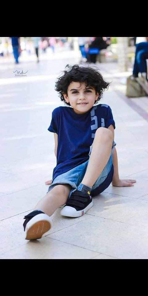 الطفل زياد هانى رسام بيبى ستار