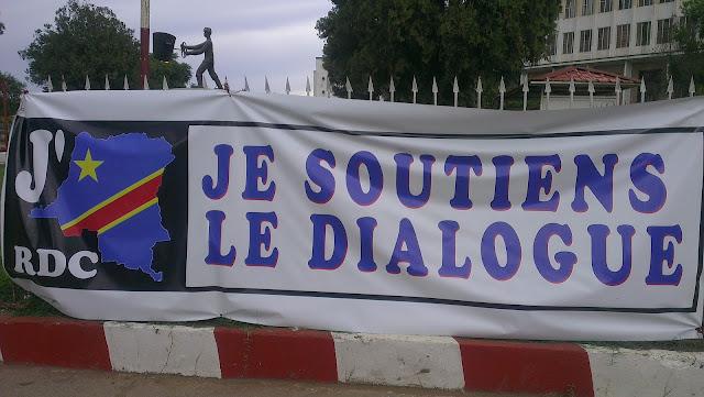 Dialogue politique RDC