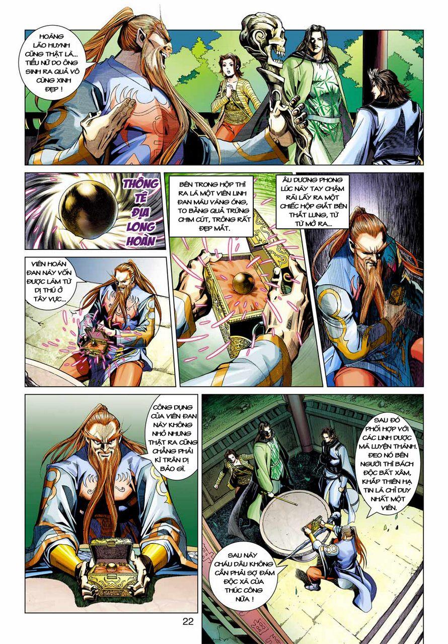 Anh Hùng Xạ Điêu anh hùng xạ đêu chap 43 trang 21
