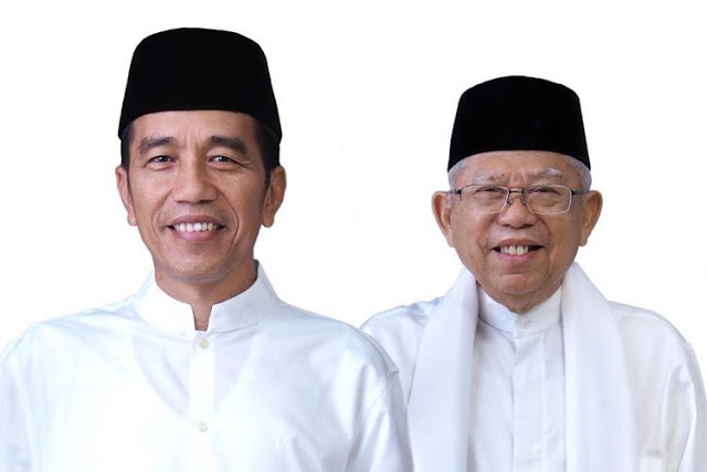 SELAMAT! KPU Tetapkan Jokowi-Ma'ruf Pemenang Pilpres 2019