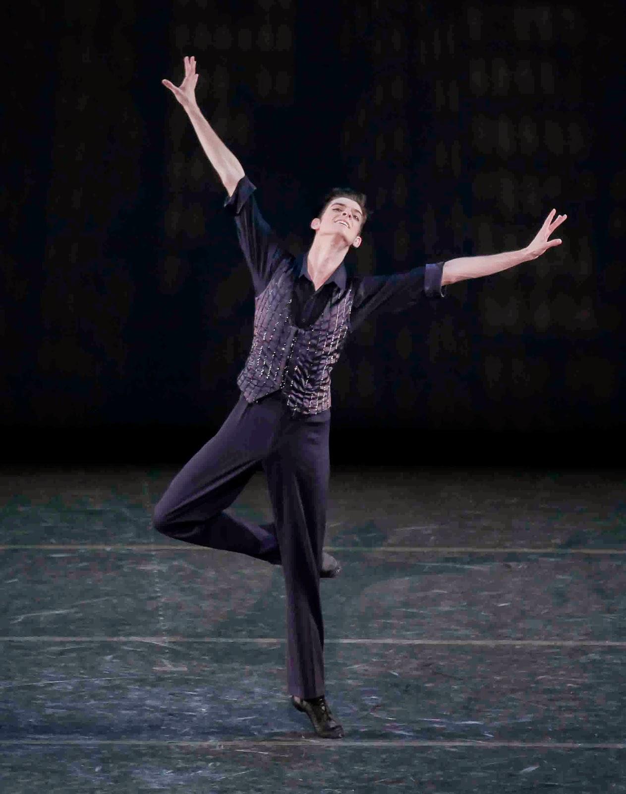 Doug McClure's views on ballet & life: SAB's Summer