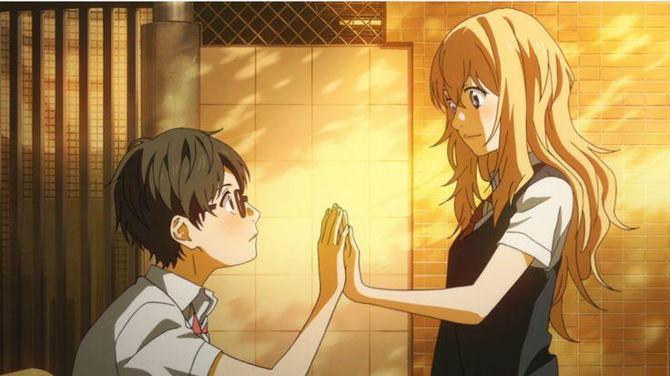 Top 10 Anime Paling Sedih Yang Diundi!