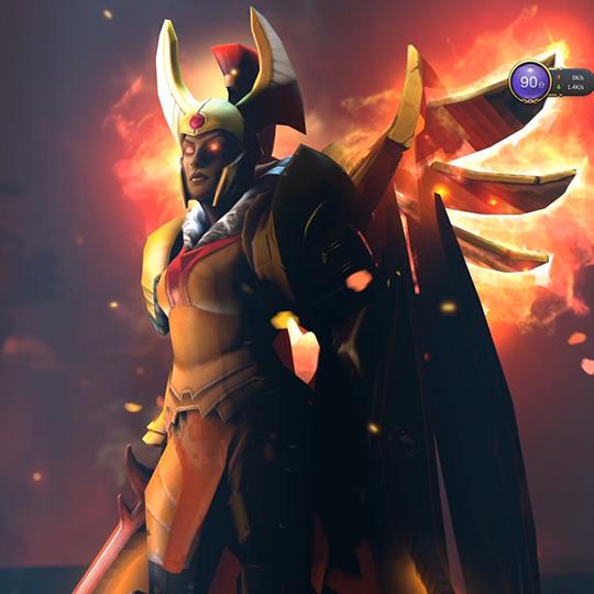 Legion Commander Wallpaper Engine