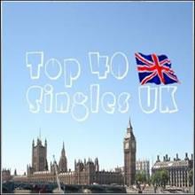 capa CD - CD UK Top 40 Singles Chart  - 7 March 2012