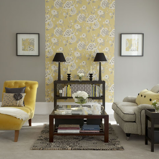 Living Room Walls Ideas: Home Quotes: Spring-summer Special: Living Room Ideas In