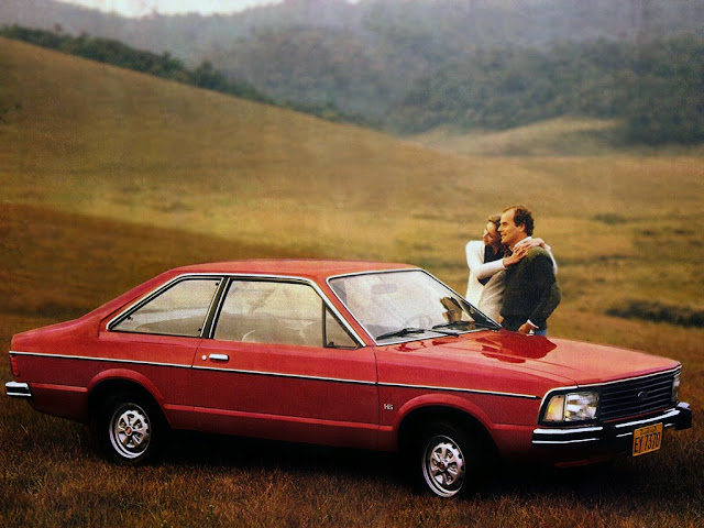 Ford Corcel: aniversário de 50 anos