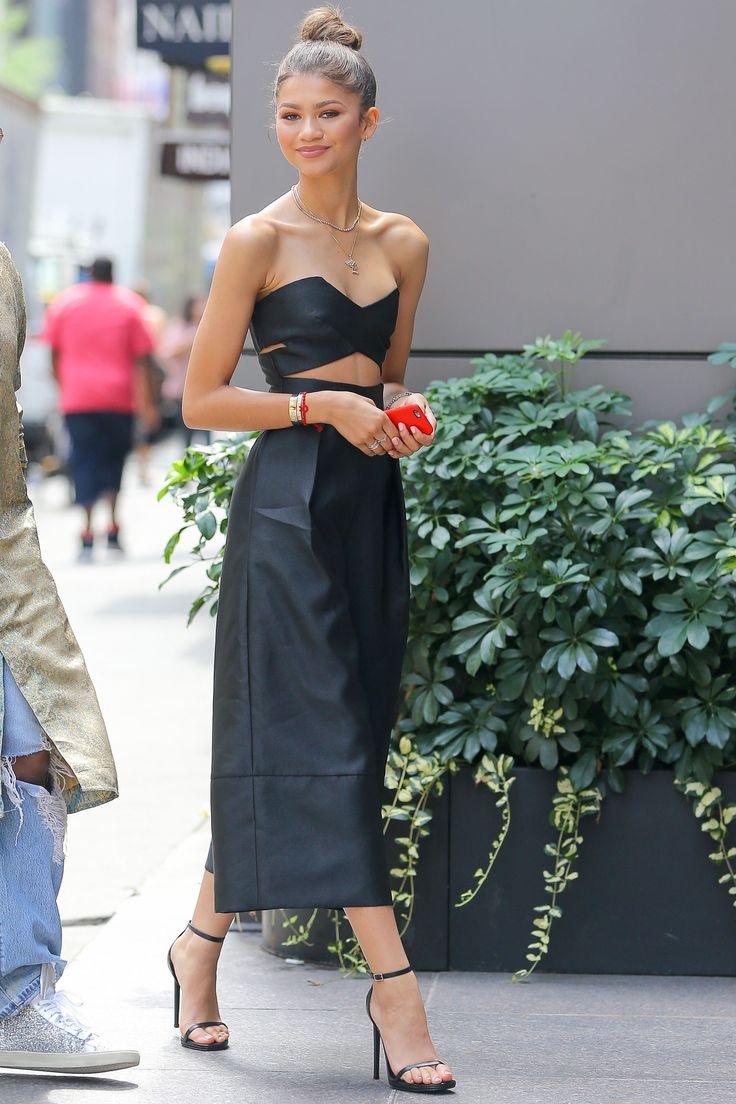 ZENDAYA AMAZING STREET STYLES / fashion pattiserie