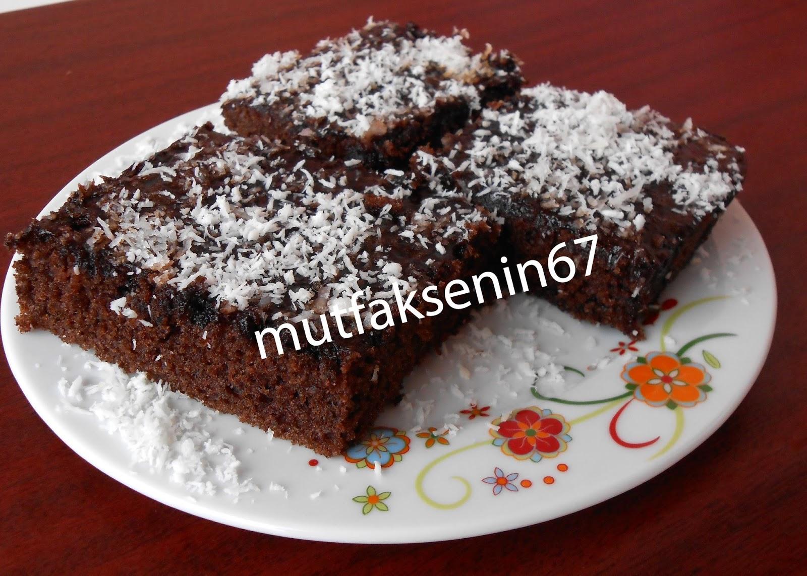 Çaylı ıslak kek tarifi