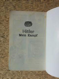 World's Masterpiece: Mein Kampf
