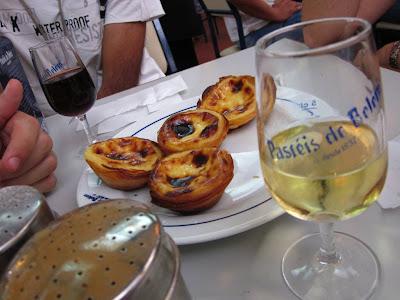 Pastéis de Belém in Lisboa