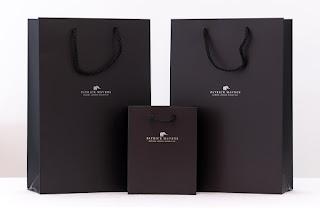mẫu túi giấy thời trang đẹp
