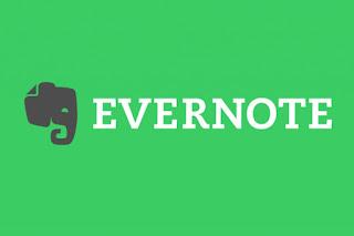 Evernote cho phép sinh viên ghi lại bài giảng