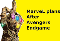 MarveL plans After Avengers Endgame