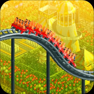 Download RollerCoaster Tycoon Classic MOD APK+Data (Unlimited Money)