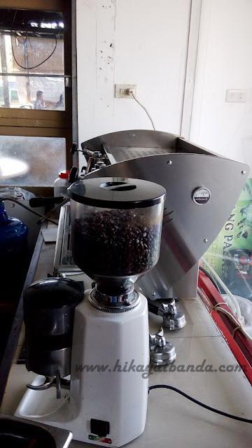 Menyeruput Wine Coffee Di Kota Banda Aceh