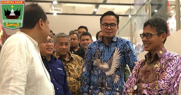 Gubernur Irwan Sebut Pemprov Bakal Bantu Pembangunan Jalan Menunuju Kampus III UIN