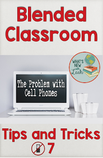 Do you struggle with cell phones in the classroom? They can be excellent tools for learning, but more often than not, they are a huge distraction. Check out this post about some of the ways students can use their portable devices for nefarious purposes and how the 1:1 classroom can offer a solution.