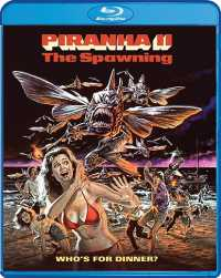Piranha II The Spawning