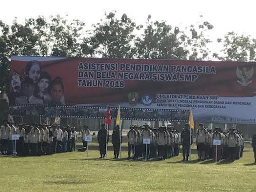 Kegiatan Bela Negara di Medan