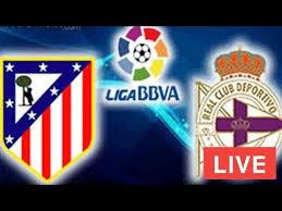 اون لاين مشاهدة مباراة أتلتيكو مدريد وديبورتيفو لاكورونا بث مباشر 1-4-2018 الدوري الاسباني اليوم بدون تقطيع