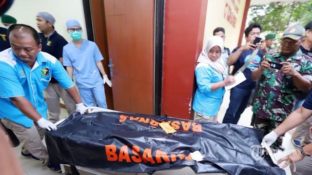 Begini Prosedur Evakuasi Hingga Pemulangan Jenazah Korban Lion Air JT  610 Pada Keluarga