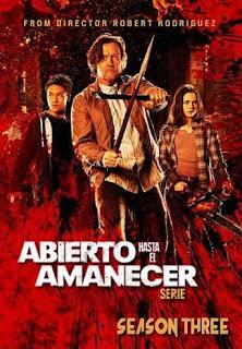 Abierto hasta el amanecer Temporada 3 Audio Español