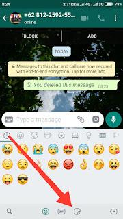 Cara Mengaktifkan Fitur dan Mengirim Stiker di WhatsApp
