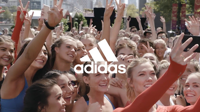 Adidas #NeverDone