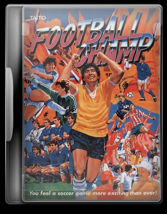 Football Champ (Arcade)