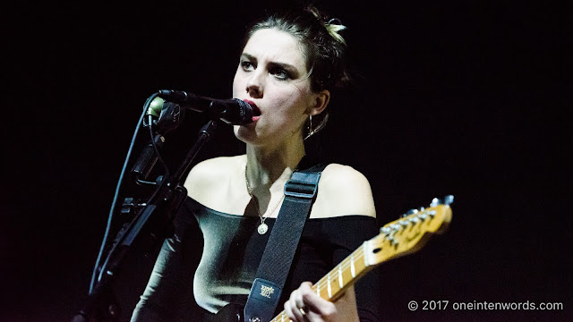 Wolf Alice at The Danforth Music Hall on December 1, 2017 Photo by John at One In Ten Words oneintenwords.com toronto indie alternative live music blog concert photography pictures photos